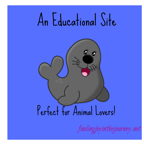 A Great Educational Site for Animal Lovers!