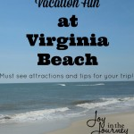 Vacation Fun at Virginia Beach