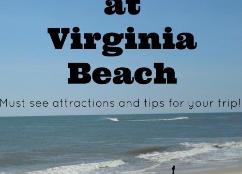 Vacation Fun at Virginia Beach