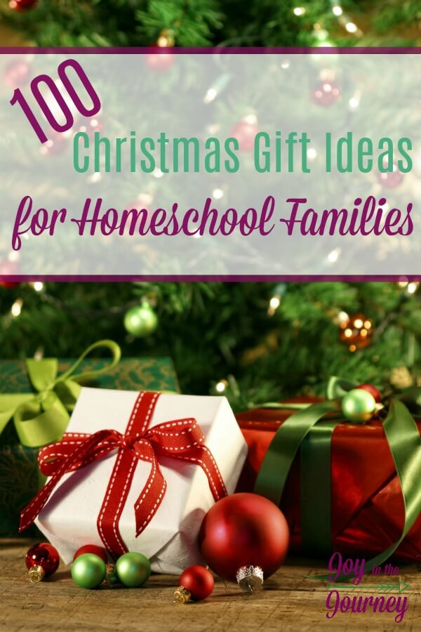 Have a homeschool family to buy for this holiday season? Check out this ULTIMATE guide to gift ideas for homeschool families.
