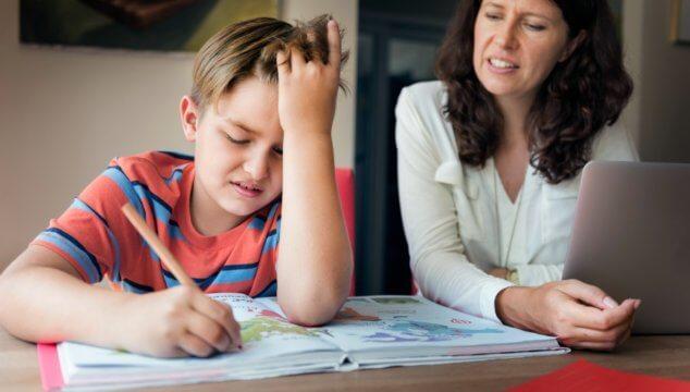 When Homeschooling JUST Isn't Working….