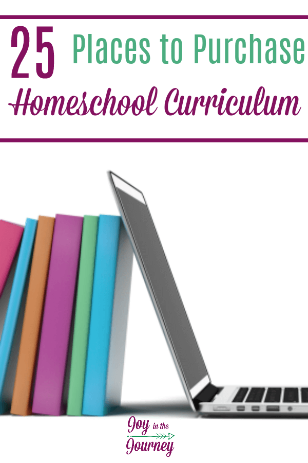Homeschool curriculum shopping season is here! If you are wondering where to purchase homeschool curriculum this post is for you. Here are 25 places to purchase homeschool curriculum. #homeschool #homeschooling #homeschoolcurriculum #homeschooltips #homeschoolshopping #curriculum #purchasecurriculum