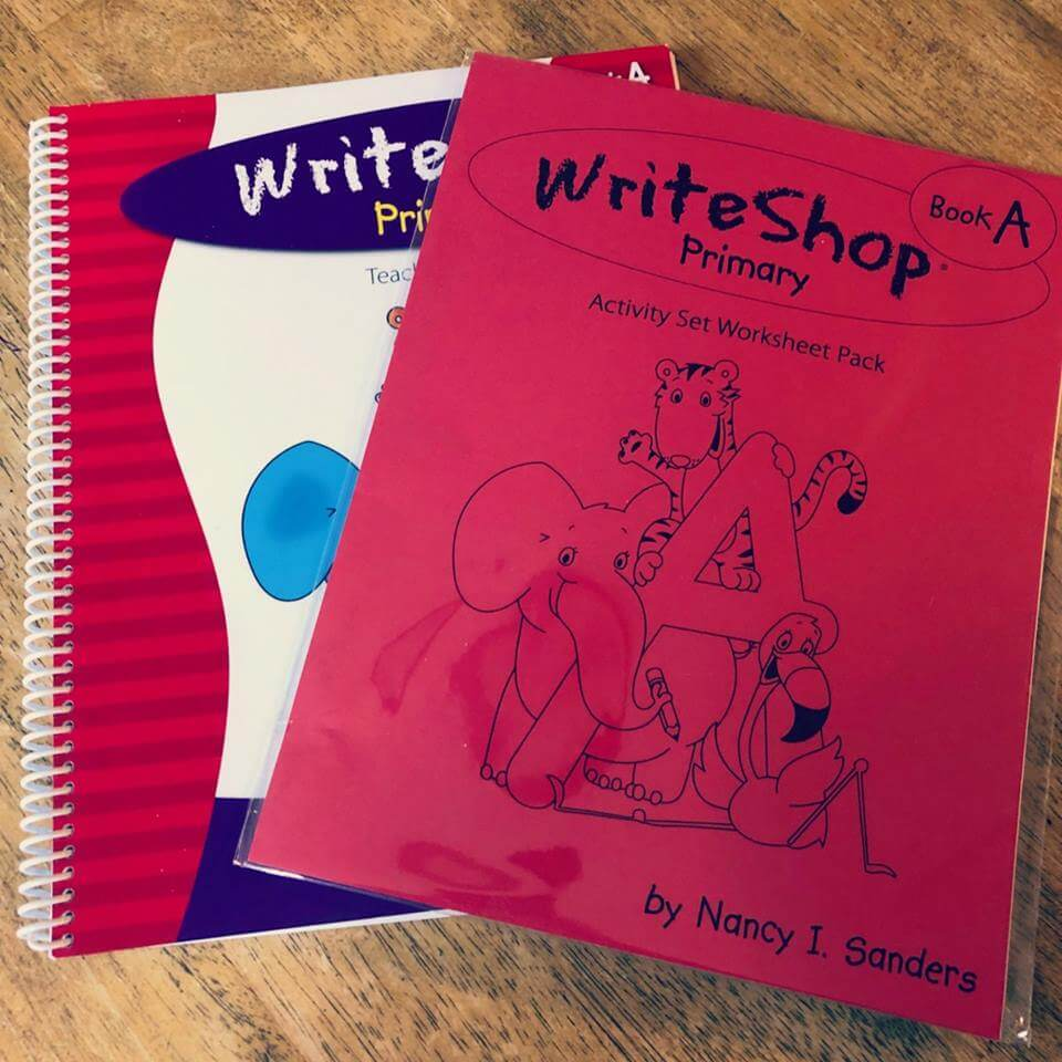 Encourage writing in your children no matter the age with this amazing homeschool resource.