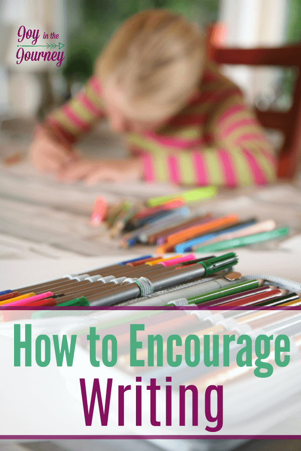 Have you ever thought your child hates writing? We want our children to do their best. One area we can do this to encourage writing in our children from a young age. Here's how!