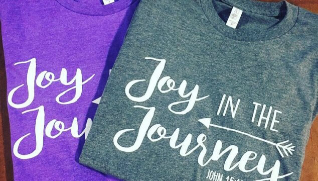 We Wear Joy Everyday
