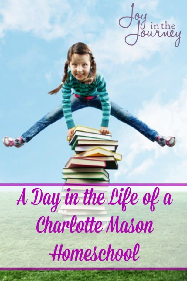 Have you ever wondered what a day in the life of a Charlotte Mason homeschool looked like? Then it's your lucky day! Come take a peek into the real life day of a a Charlotte Mason homeschooler.
