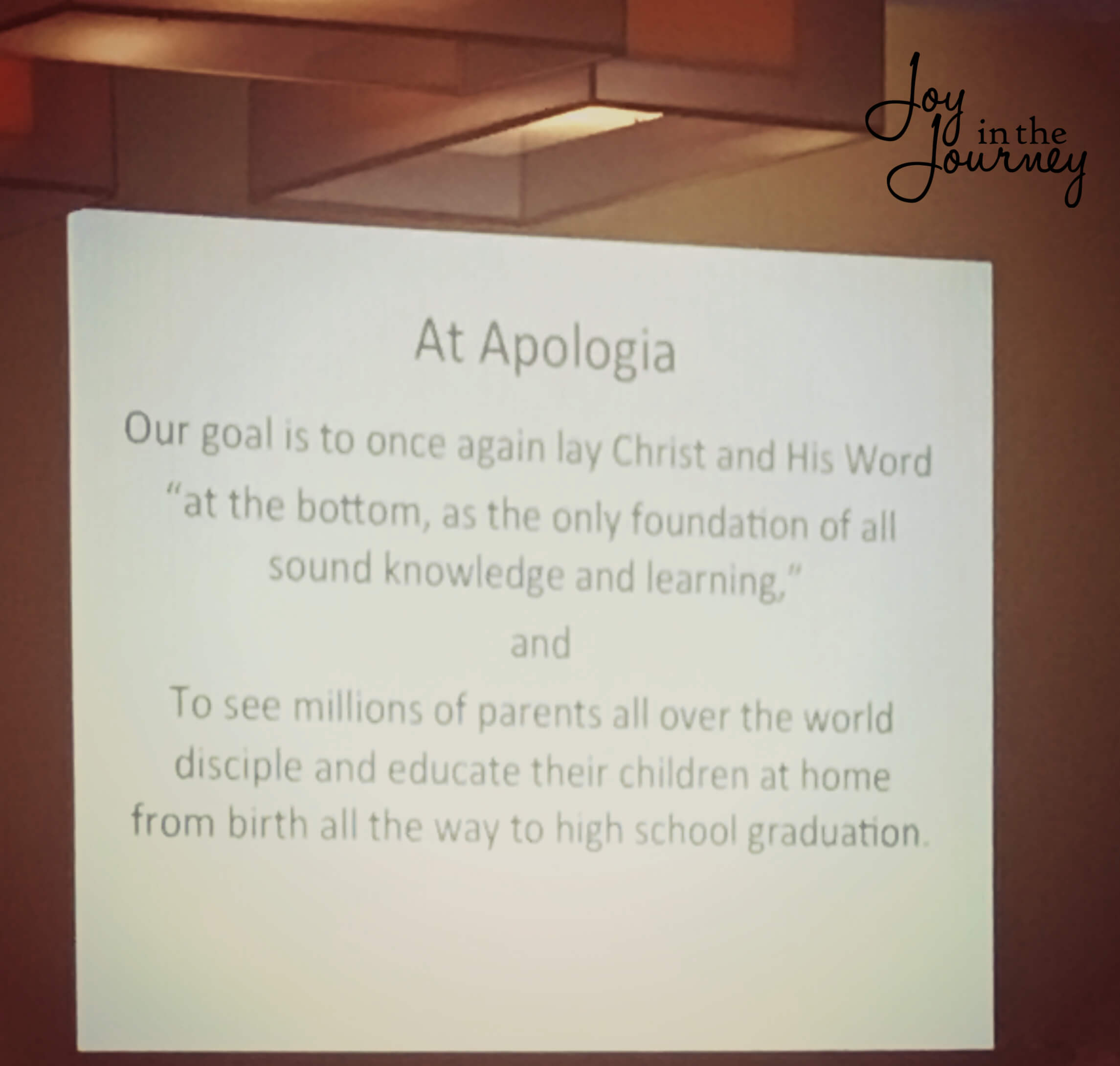 Apologia is the #1 publisher of creation-based homeschool science programs and Bible curriculum with more than fifty top awards from homeschool parents and media. The goal behind Apologia is to publish resources and offer services designed to help homeschooling families learn, live, and defend the Christian faith.