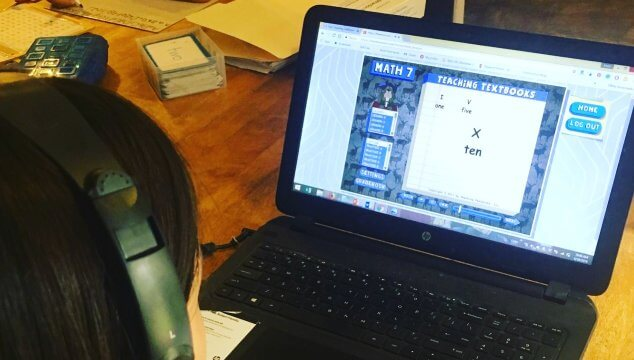 Homeschool Confession: I Don't Teach Math!