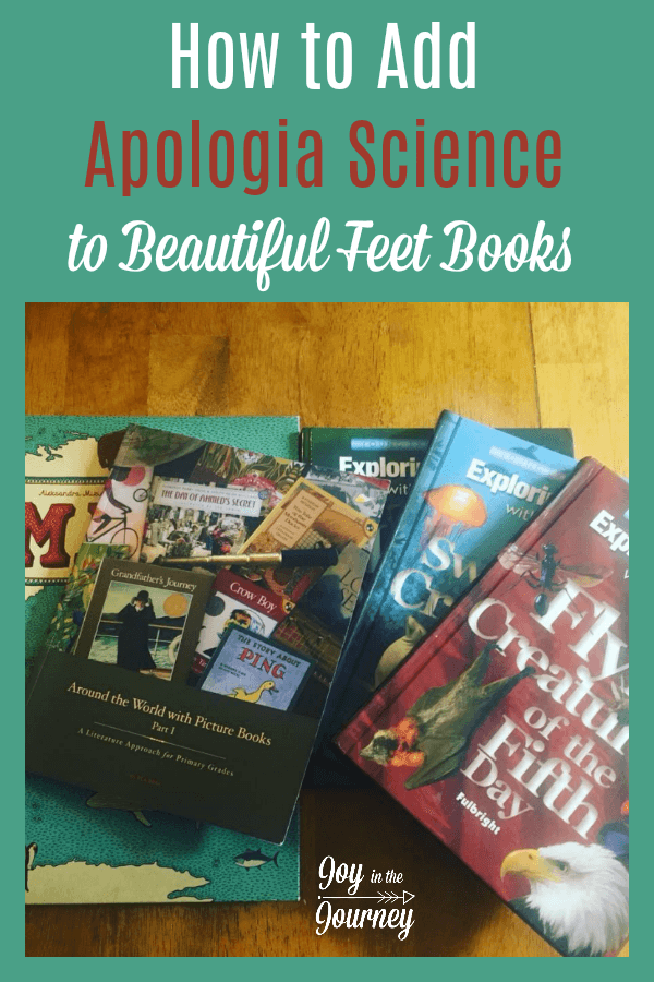 I am sharing exactly how we plan on combining two of our favorite curriculums together for one fantastic school year. Apologia Science and Beautiful Feet Books picture books come together seamlessly creating a fun filled homeschool year perfect for your elementary aged child.