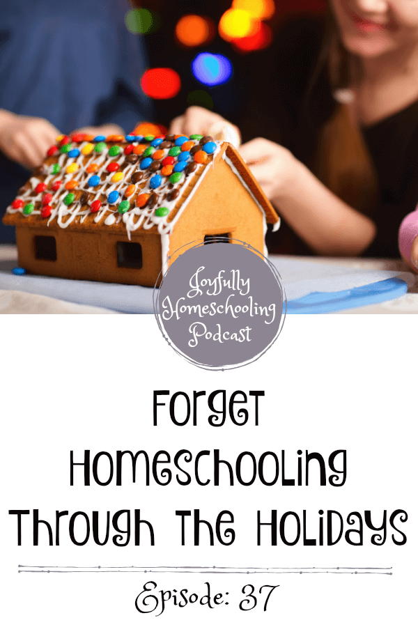 Do you want to homeschool through the holidays? Craziness! This holidays season say no to homeschooling through the holidays and embrace the life skills that come naturally through the holiday season.