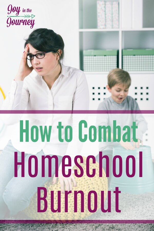 Changes and ups and downs in your homeschool are inevitable. Each year changes will happen, each year you will face the possibility of homeschool burnout and each year you must be willing and ready to combat it. How will you do that this year?