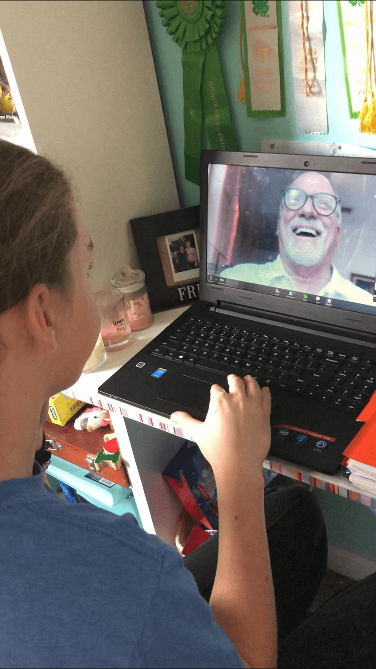 Mr D Math live Algebra classes has made a huge impact on my daughter. Homeschool Algebra could never be easier!