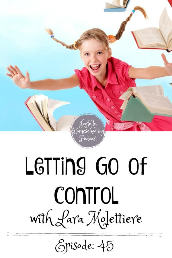 Are you a type A momma? Me too! But, one thing I have had to learn is how to let go of control and embrace the imperfections that come along with joyfully homeschooling.