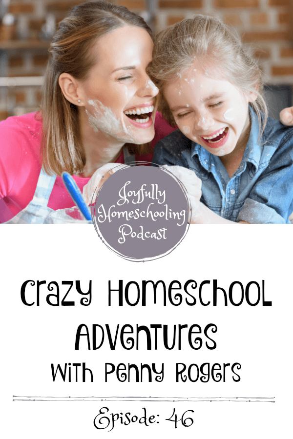 Homeschooling is an adventure and our relationship with our kid's trump academics. Come and chat with me and Penny Rogers where we talk all about crazy homeschool adventures and homeschooling teens.