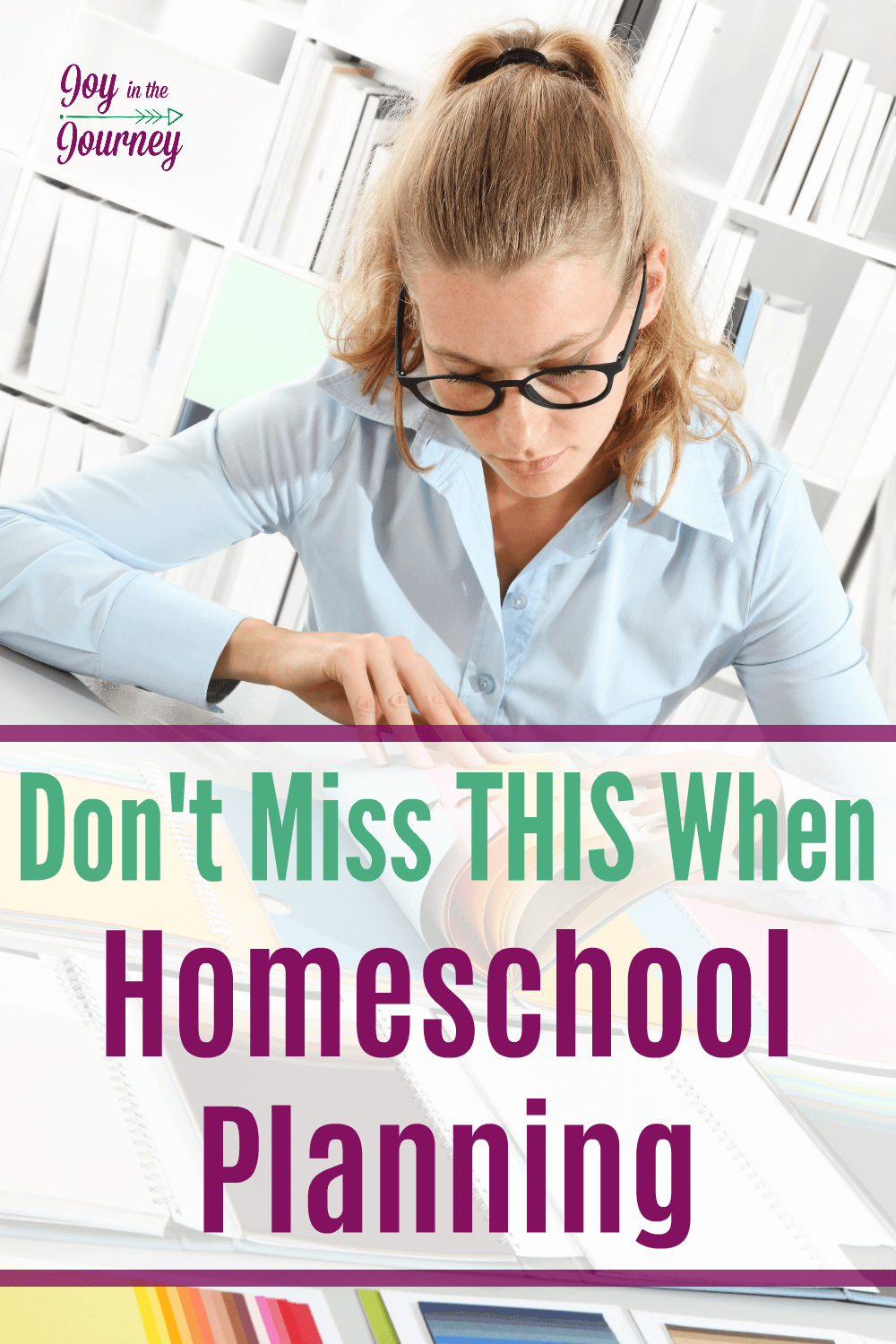 The #1 thing we miss when homeschool planning is this. I've done it, more than once and chances are you have too. Read before you start homeschool planning.