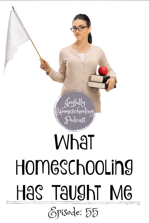 Homeschooling has taught me so much, and I am so grateful for it. I think we start of homeschooling thinking we are going to teach our kids, but in reality, I think sometimes God calls us to homeschool so He can teach us a thing or two. And those homeschool lessons aren't always easy.