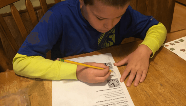 Math Worksheets for Homeschoolers