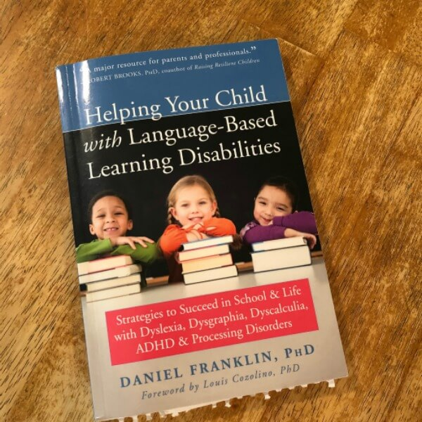 How to Help Your Child with a Language Based Learning Disability