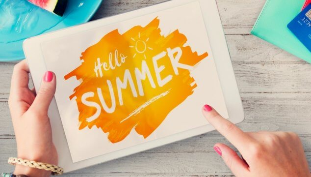 JH58: Hey Homeschool Mom, It's SUMMER!
