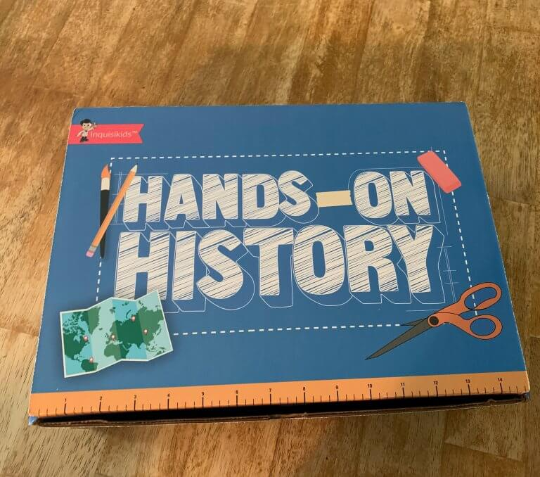 Sonlight Hands on History Kits