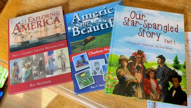 How to Homeschool Multiple Ages with Notgrass History