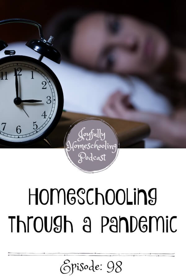 Checking in with all of you to see how everyone is doing while homeschooling through the pandemic. I am chatting a few things in this episode including how to help your friends, dealing with anxiety and so much more.