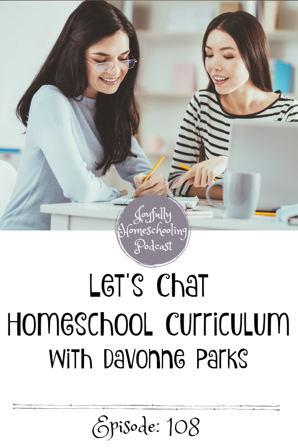 Let's chat homeschool curriculum with my friend Davonne. We are sharing our favorite programs, our kids favorite homeschool programs and our 2020-2021 homeschool curriculum plans.