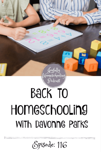 Are you ready for back to homeschool? In this podcast episode we are chatting all things back to school planning. The new homeschool year is coming whether we are ready or not!