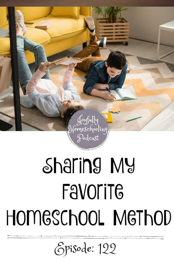 This month we are kicking off a fun series all about homeschool methods. In this episode, I am peeling back the curtain on a day in the life of MY favorite homeschool method, eclectic homeschooling.
